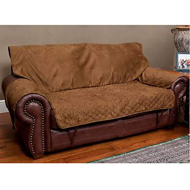 Solvit Loveseat Full Coverage Cocoa Furniture Protector