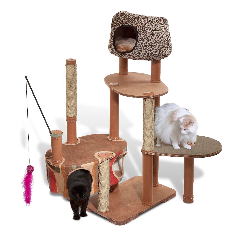 Solvit Kittyscape Deluxe Kit