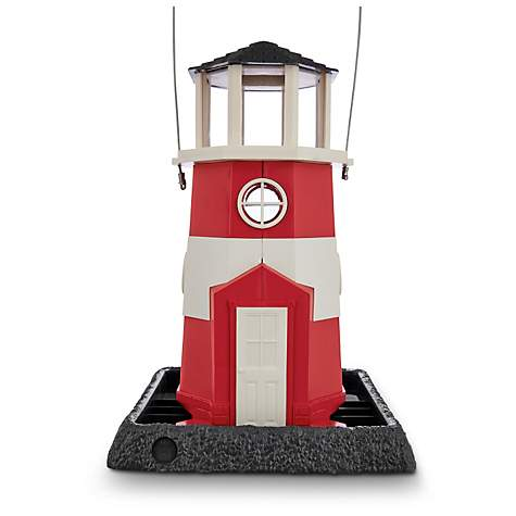 North States Shoreline Lighthouse Bird Feeder