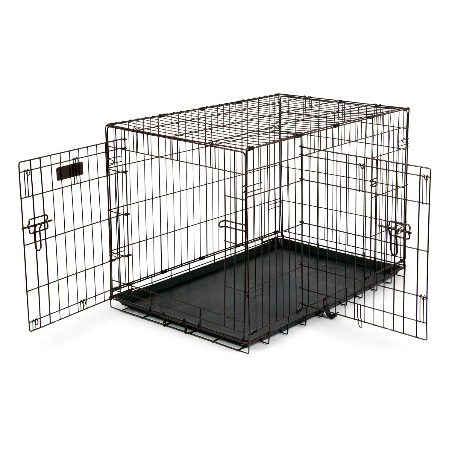 Precision Pet 2 Door Copper Hammertone Dog Crate | Petco
