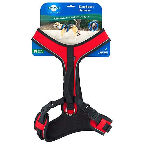PetSafe EasySport Red Dog Harness