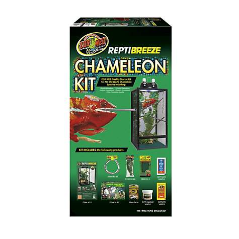 Zoo Med Repti Breeze Chameleon Kit