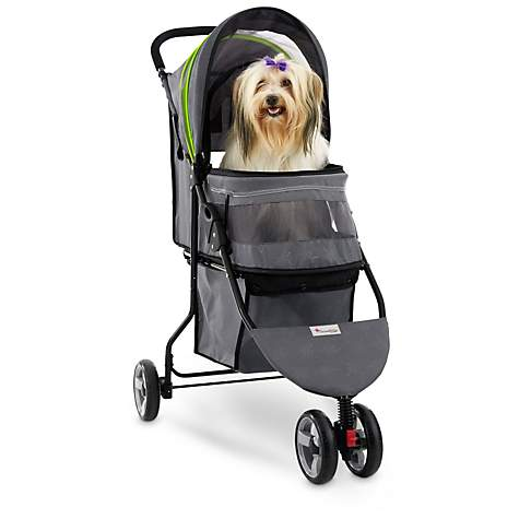 Good2Go Paws Up Pet Stroller