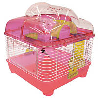 YML Pink Hamster Cage