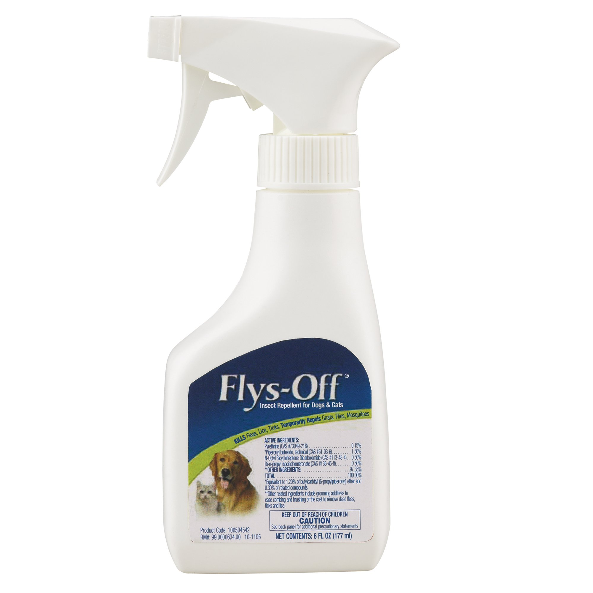 Flys Off Insect Repellent For Dogs Amp Cats Petco