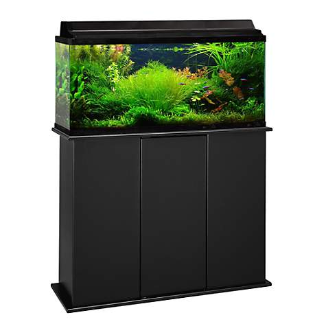 Aquatic fundamentals 30 38 45 gallon upright aquarium for 38 gallon fish tank