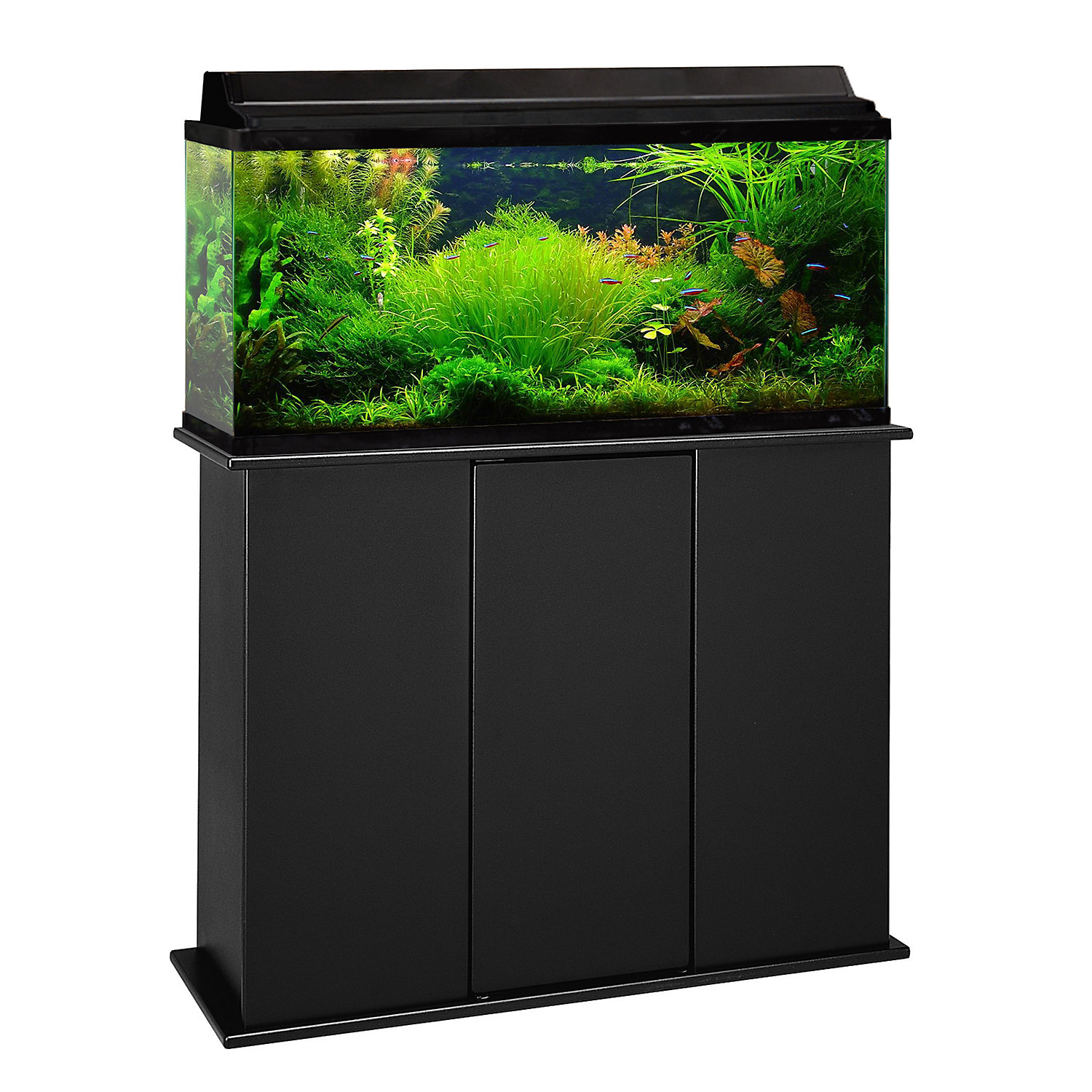 Aquatic Fundamentals 30/38/45 Gallon Upright Aquarium Stand