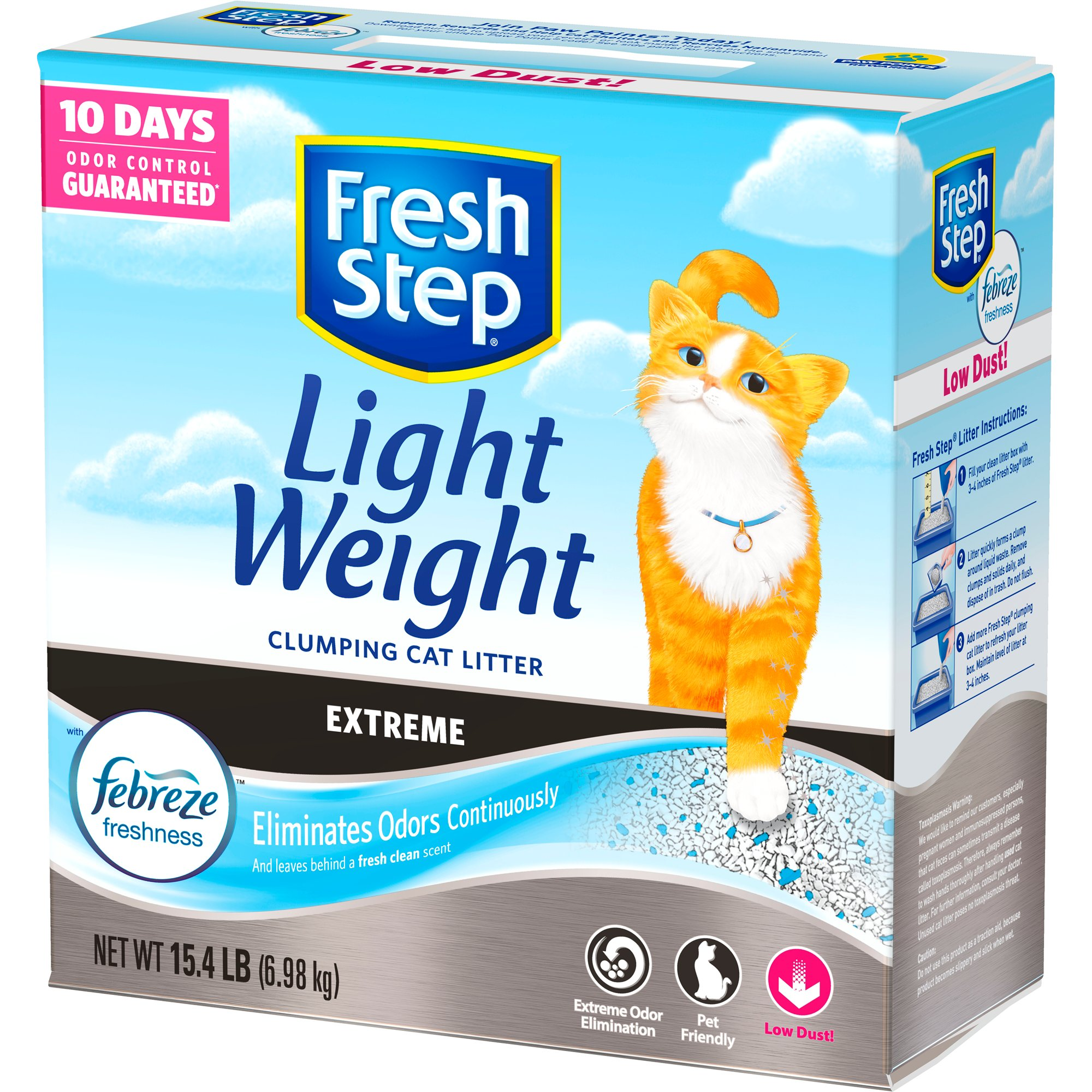 Petco Fresh Step Cat Litter