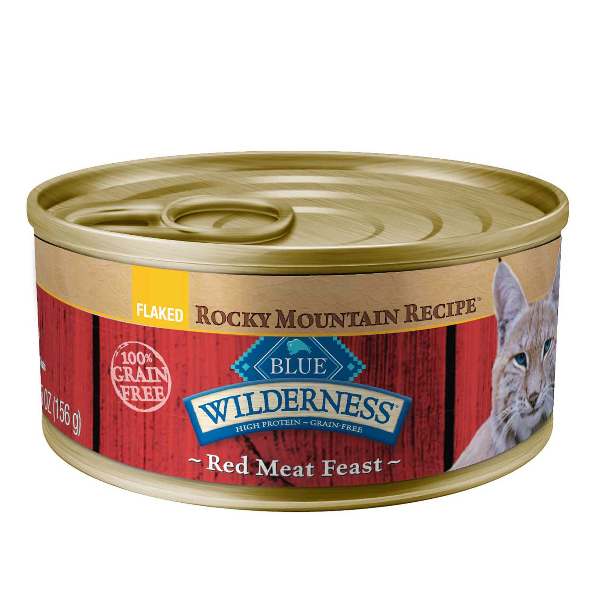 Blue Wilderness Red Meat Dry Cat Food