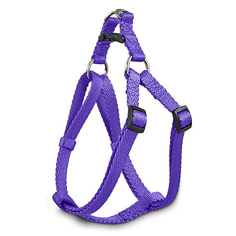 Good2go Easy Step In Purple Comfort Dog Harness Petco