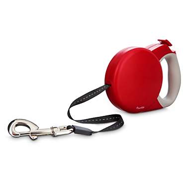 Good2Go Retractable Red Dog Leash