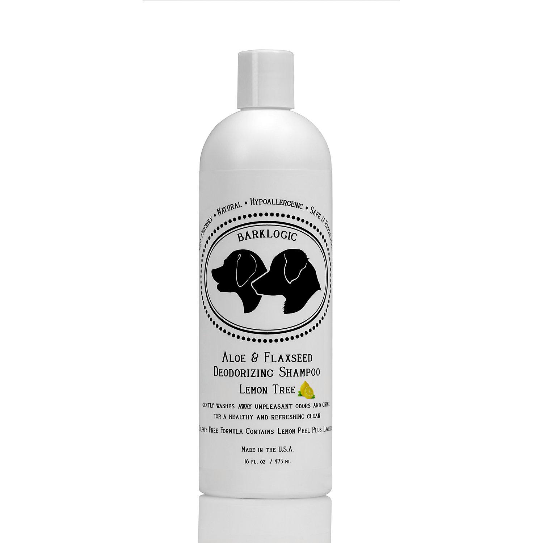 Image of Barklogic Aloe & Flaxseed Lemon Shampoo