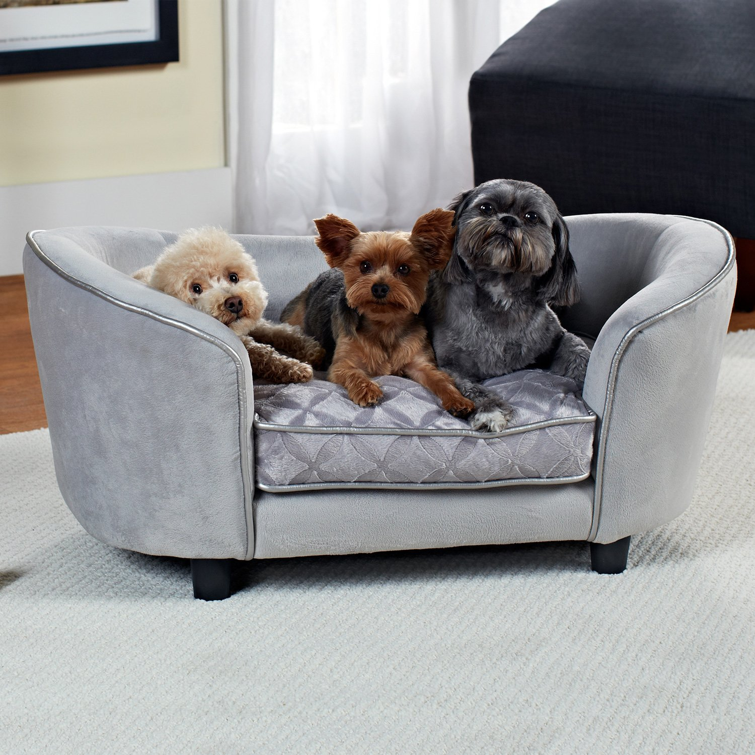 Dog Couches Luxury & Designer Dog Beds & Sofas
