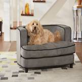 Magnificent Enchanted Home Pet Ultra Plush Astro Sofa Dog Bed Petco Machost Co Dining Chair Design Ideas Machostcouk