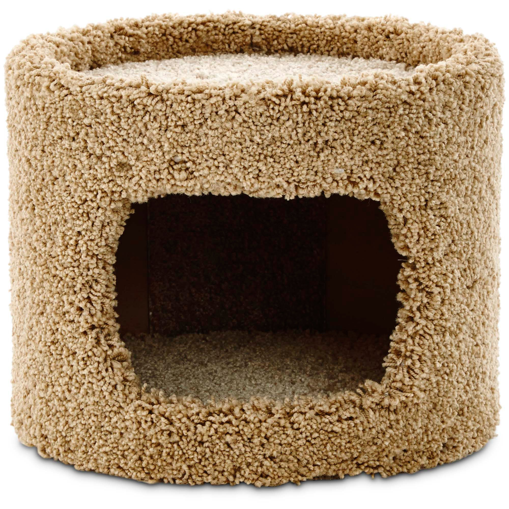 You & Me Round Cat Condo | Petco