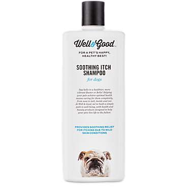 Well & Good Soothing Itch Dog Shampoo
