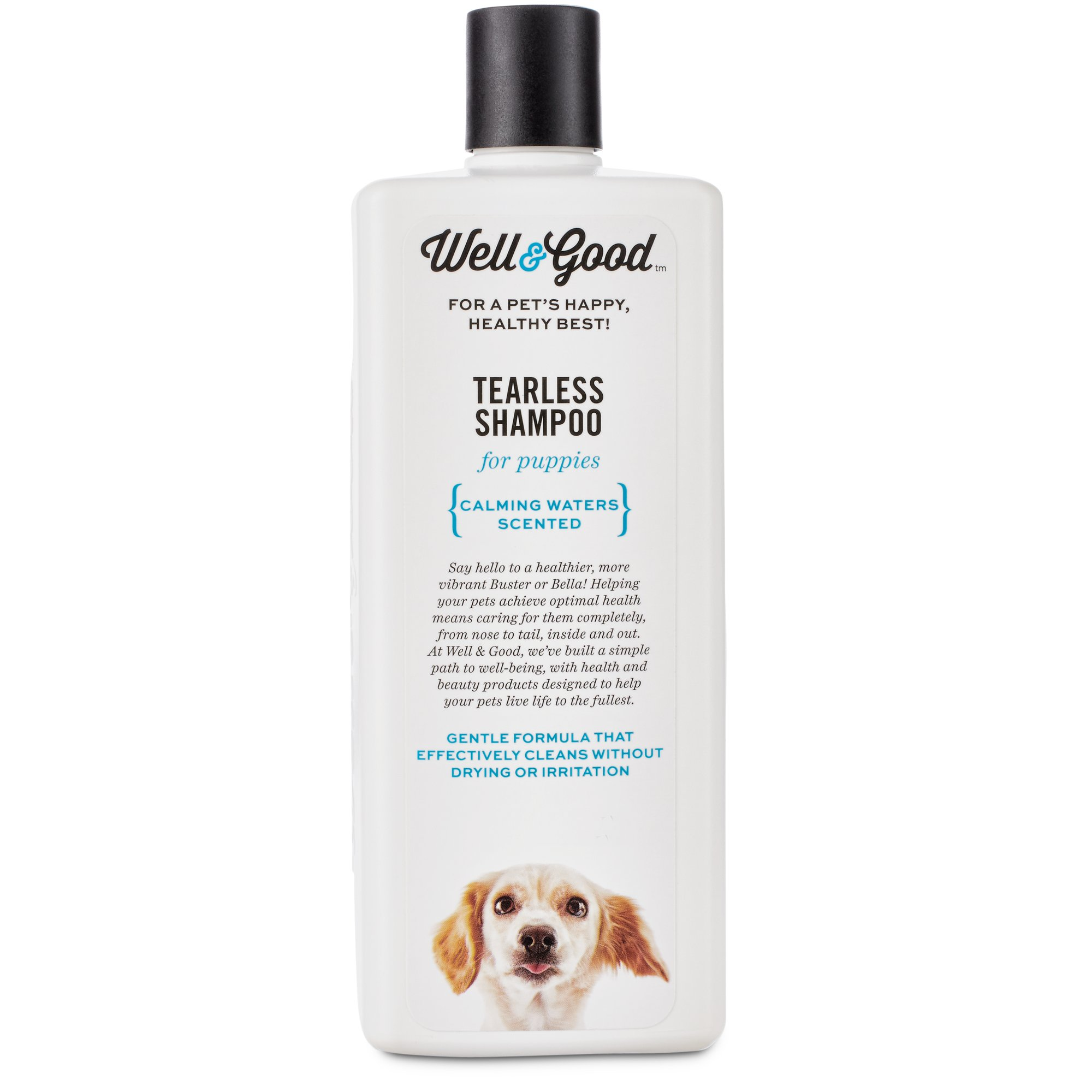 Well & Good Tearless Puppy Shampoo
