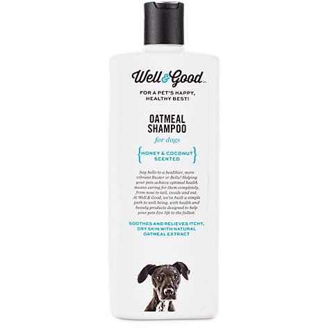 Well & Good Oatmeal Shampoo