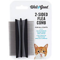 Well & Good 2-Sided Cat Flea Comb