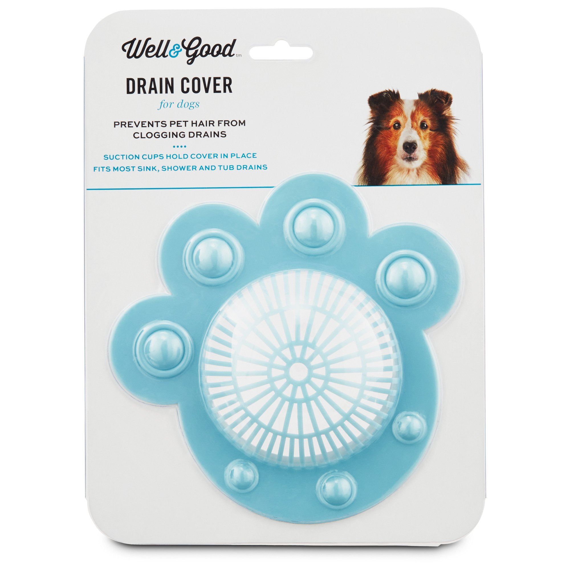 Well & Good Vinyl Drain Cover | Petco