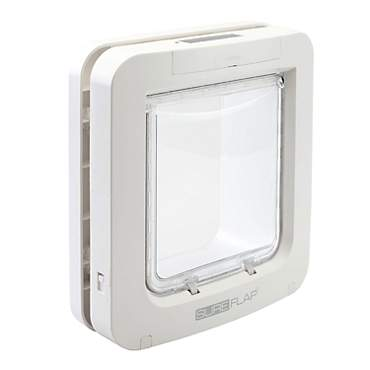 SureFlap Microchip Pet Door in White