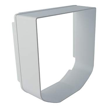 SureFlap Cat Flap Tunnel Extender, White