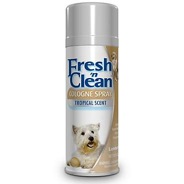 Fresh 'n Clean Tropical Cologne Dog Spray