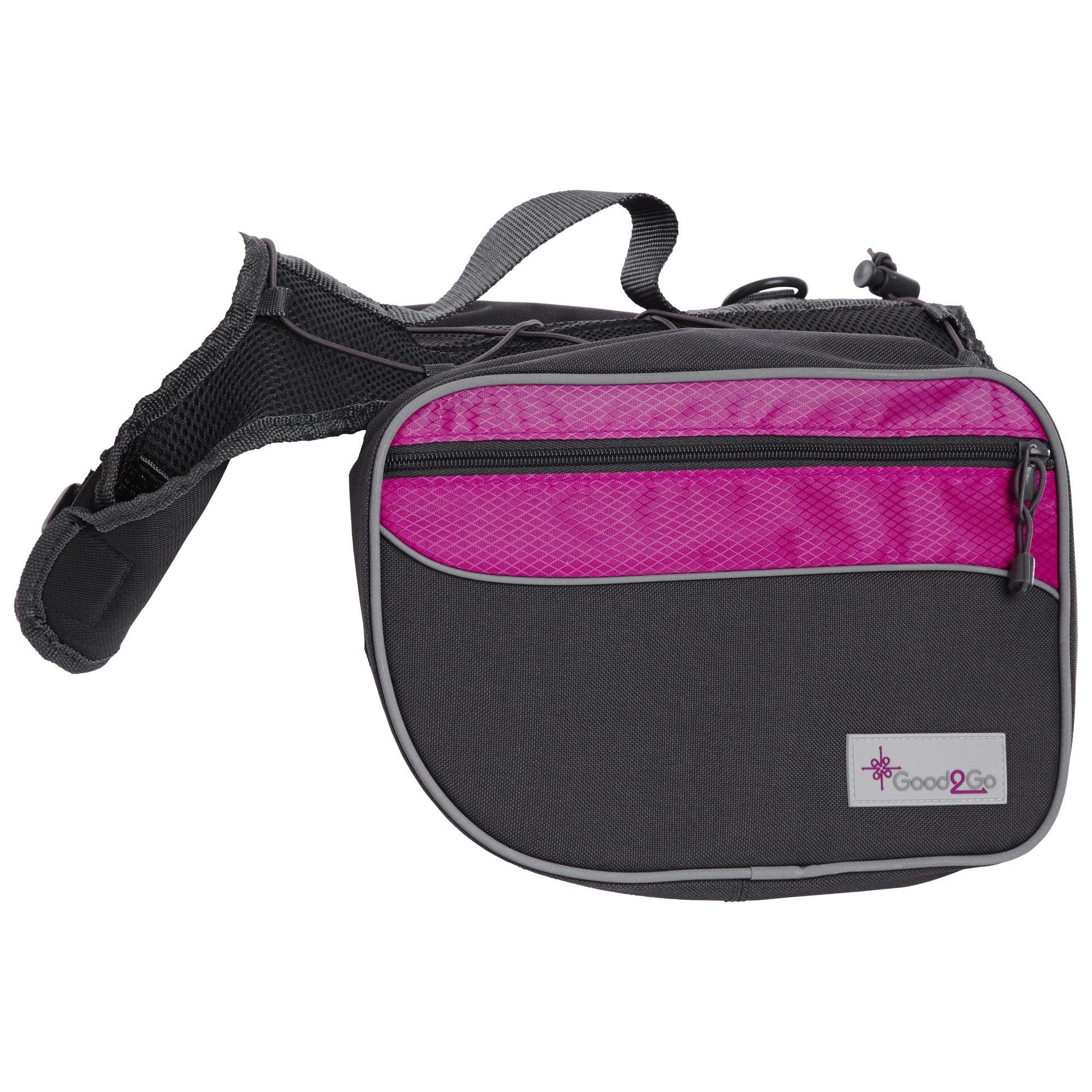 Good2Go Pink Dog Backpack