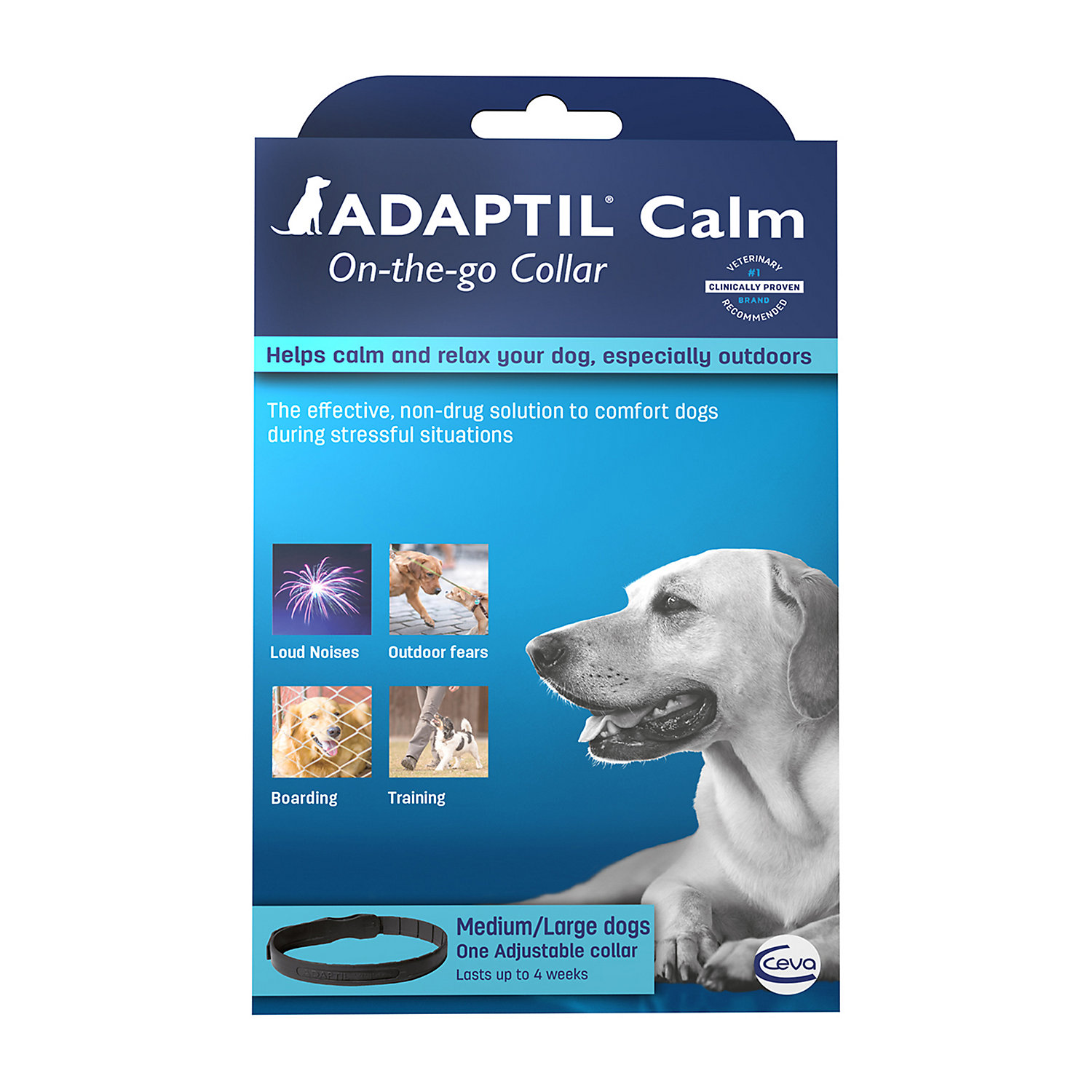 comfort zone adaptil adjustable calming dog collar shop With comfort zone dog collar