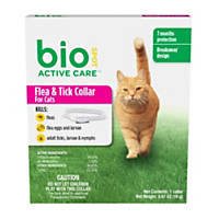 Bio Spot Active Care Flea & Tick Cat Collar