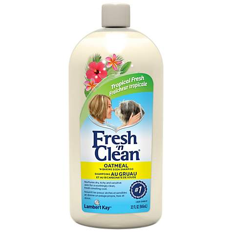 Fresh 'n Clean Oatmeal 'N Baking Soda Dog Shampoo