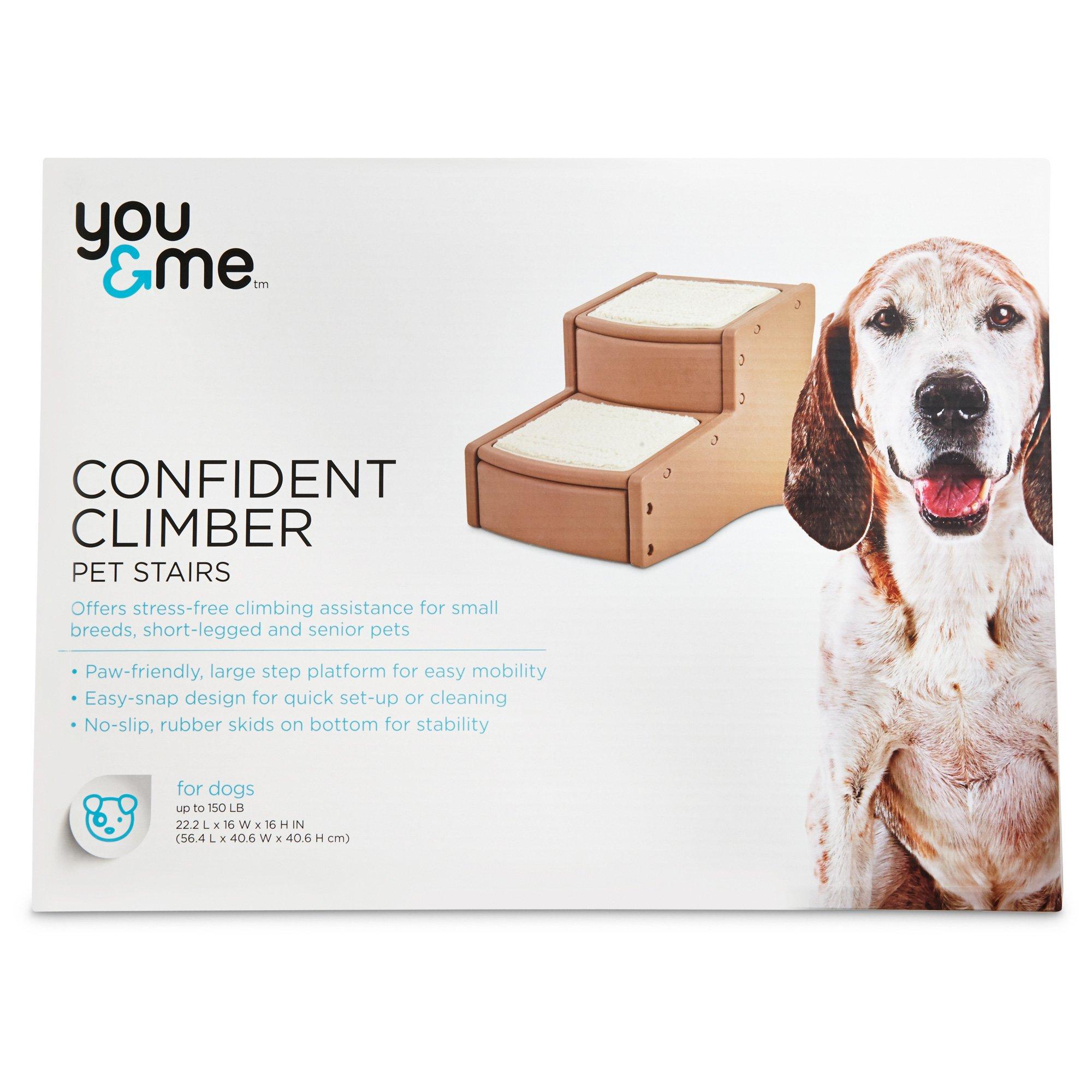 You Me Confident Climber Pet Stairs Petco