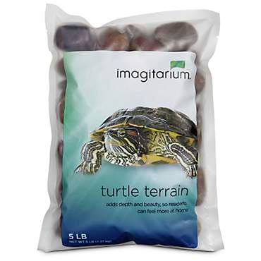 Imagitarium Turtle Terrain Red River Rocks
