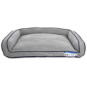 Tranquil Sleeper Memory Foam Dog Bed