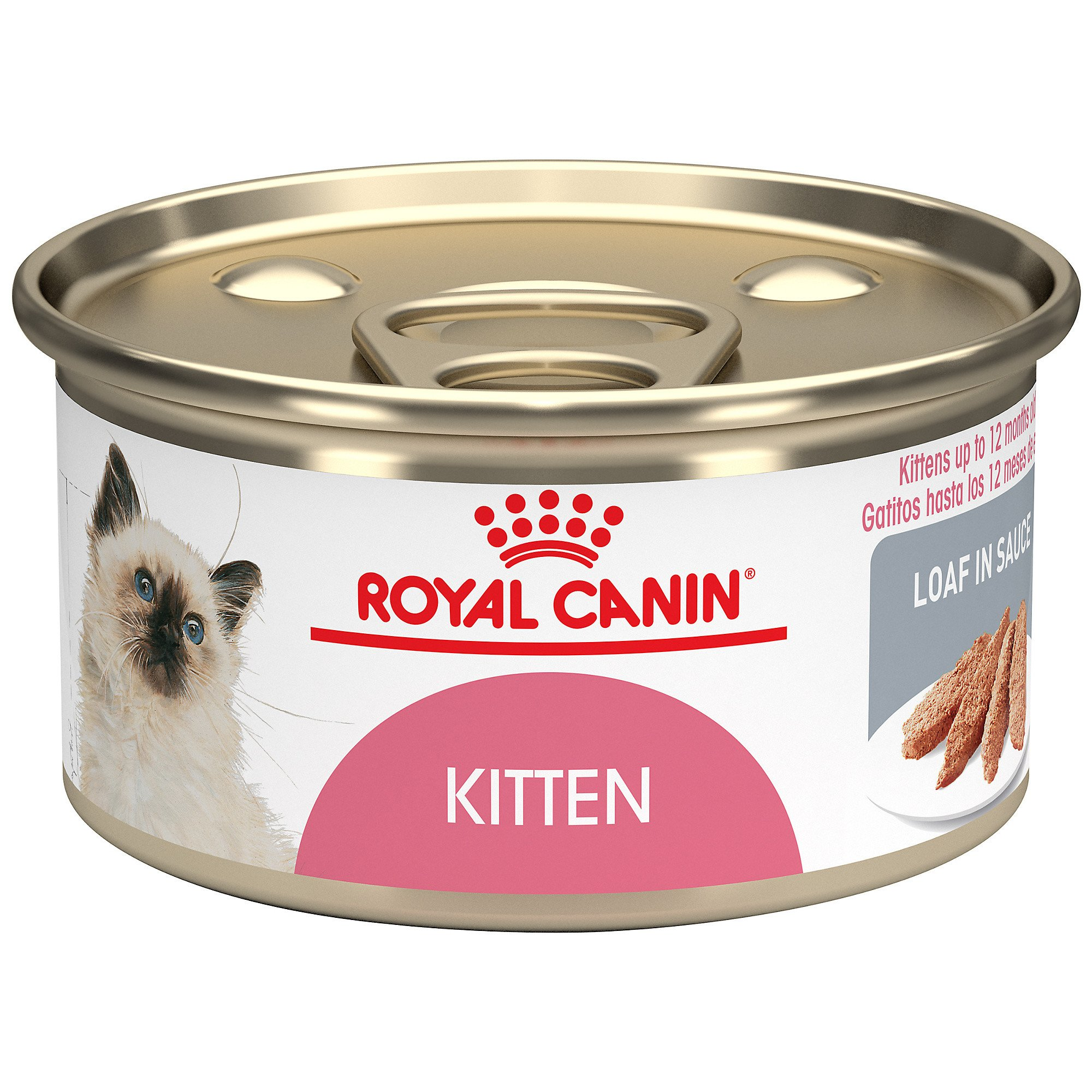 royal canin feline health nutrition kitten instinctive loaf in sauce canned cat food petco. Black Bedroom Furniture Sets. Home Design Ideas