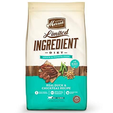 Merrick Limited Ingredient Diet Grain Free Duck Amp Sweet
