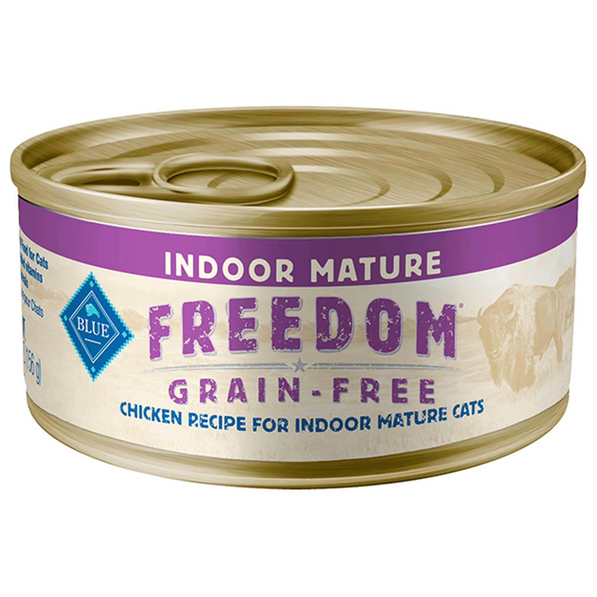 Blue Buffalo Grain Free Canned Cat Food