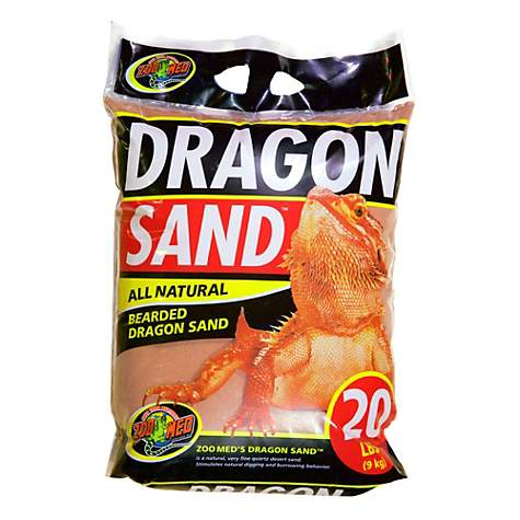 Zoo Med Dragon Sand for Reptiles