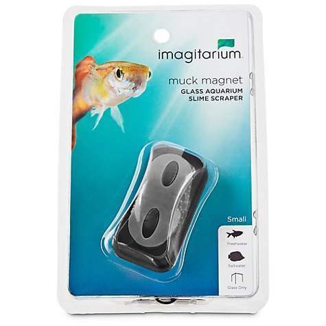 Cleaning & Maintenance Fish & Aquariums Small Aquarium Magnet Scraper