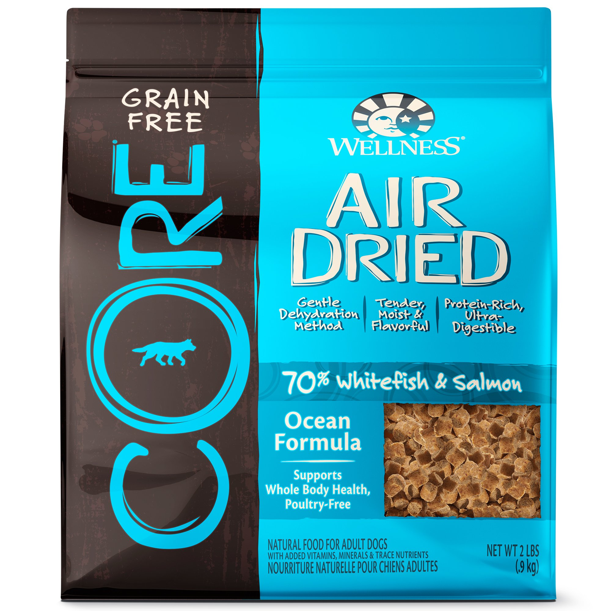 Wellness Core Air Dried Natural Grain Free Ocean Recipe