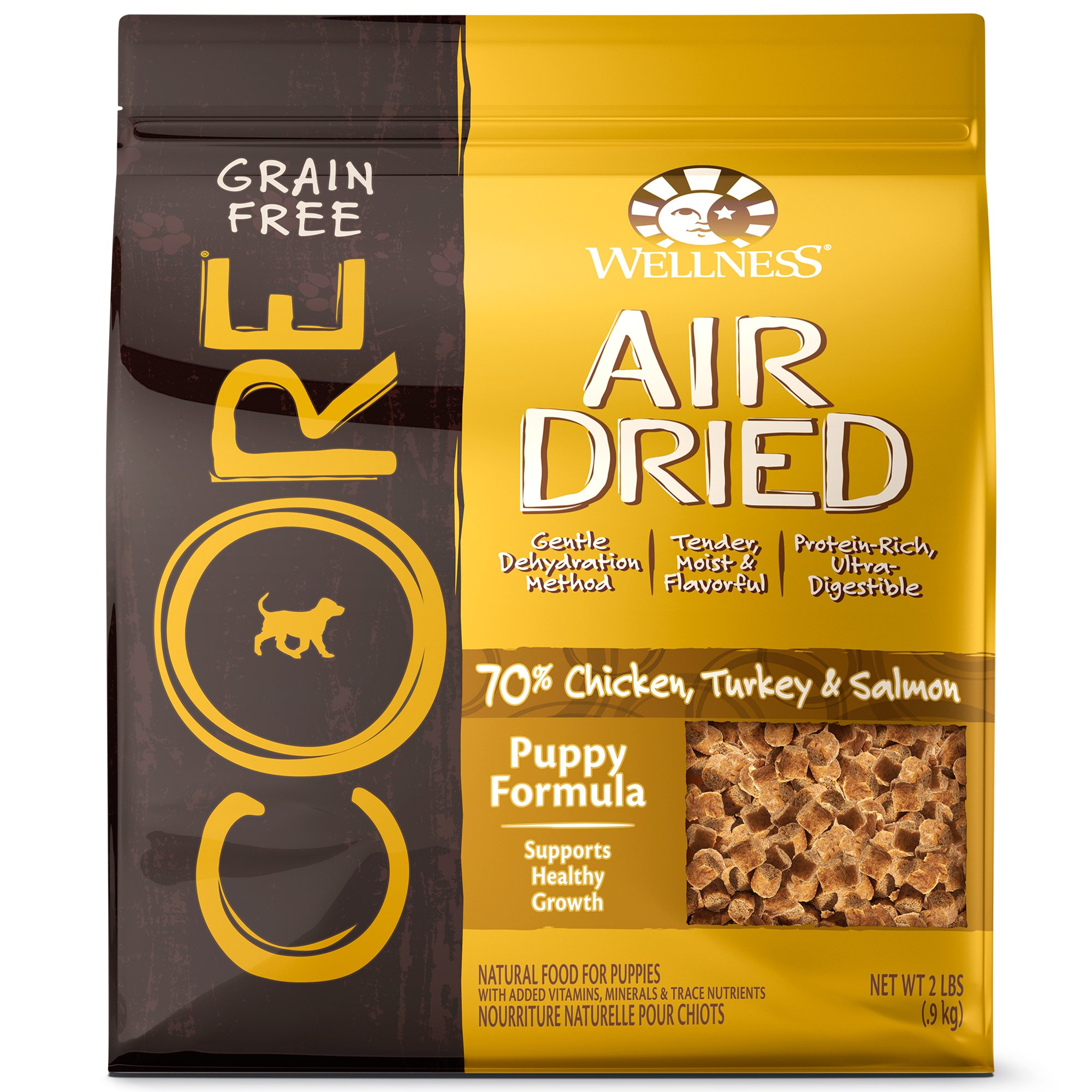 Wellness Core Air Dried Natural Grain Free Puppy Recipe