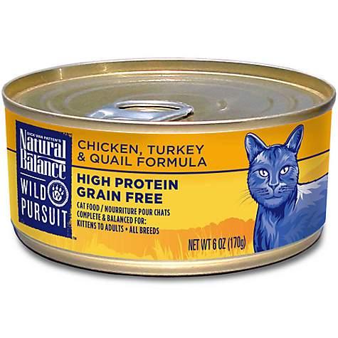 Quail Canned Cat Food