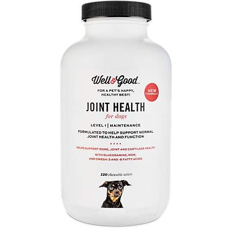 Well & Good Joint Support I Tablets