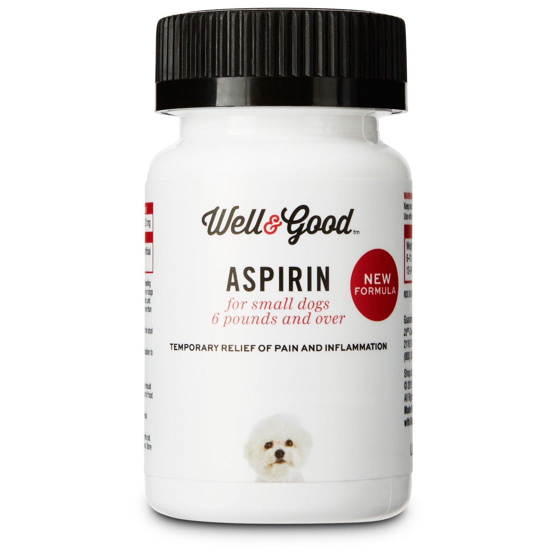 Well Amp Good Buffered Small Dog Aspirin Petco