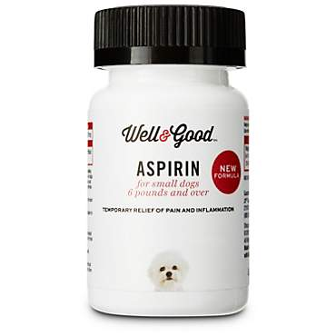 Well & Good Buffered Small Dog Aspirin