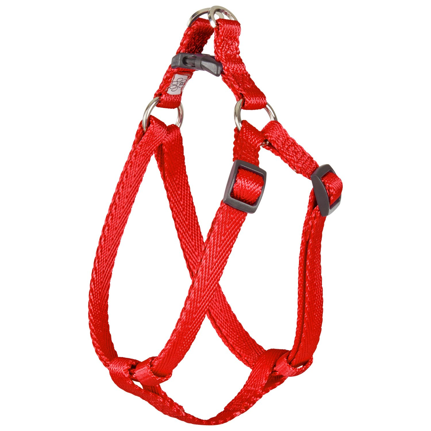 Good2Go Easy Step-In Red Comfort Dog Harness   Petco