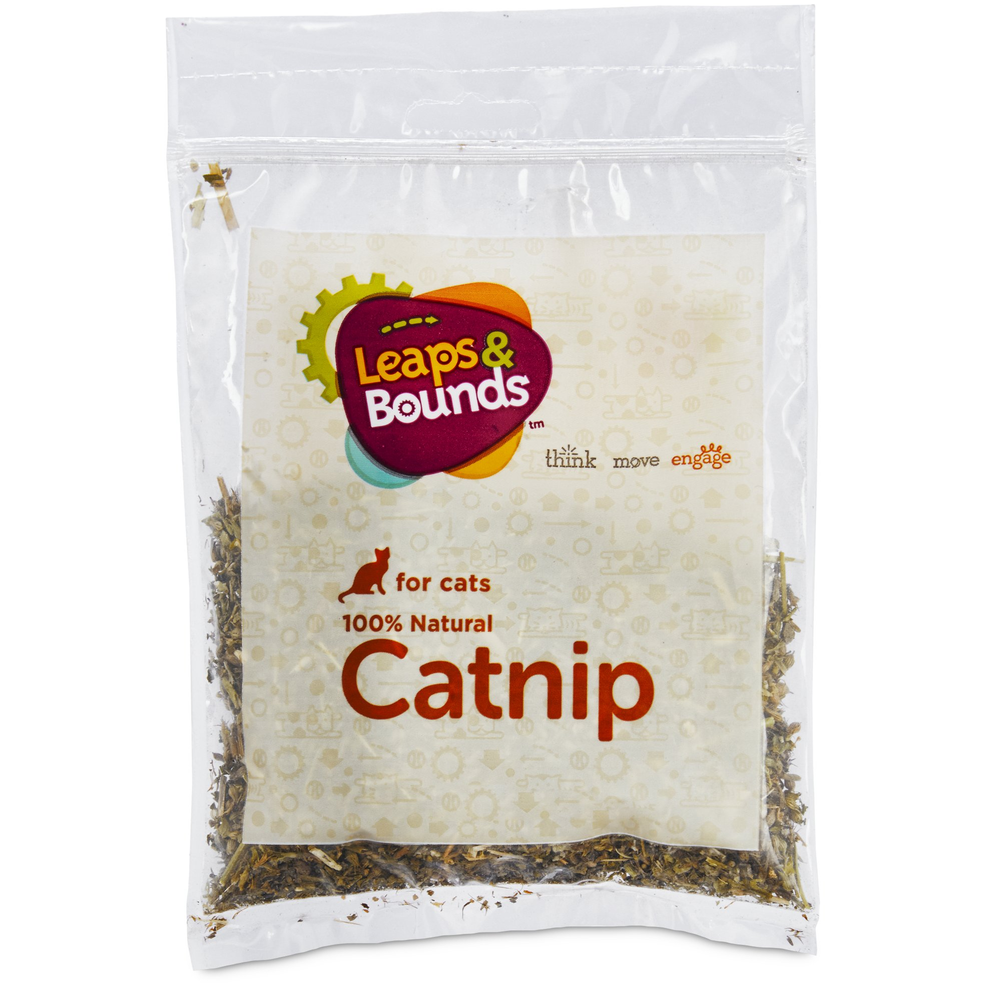 Image of Leaps & Bounds 100% Natural Catnip, 0.5 oz.
