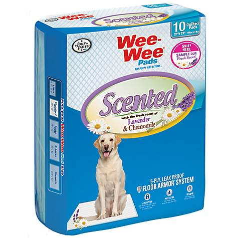Wee-Wee Scented Potty Pads