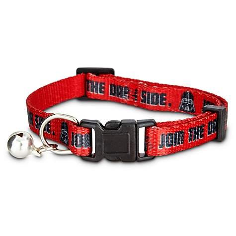 STAR WARS Join the Dark Side Cat Collar