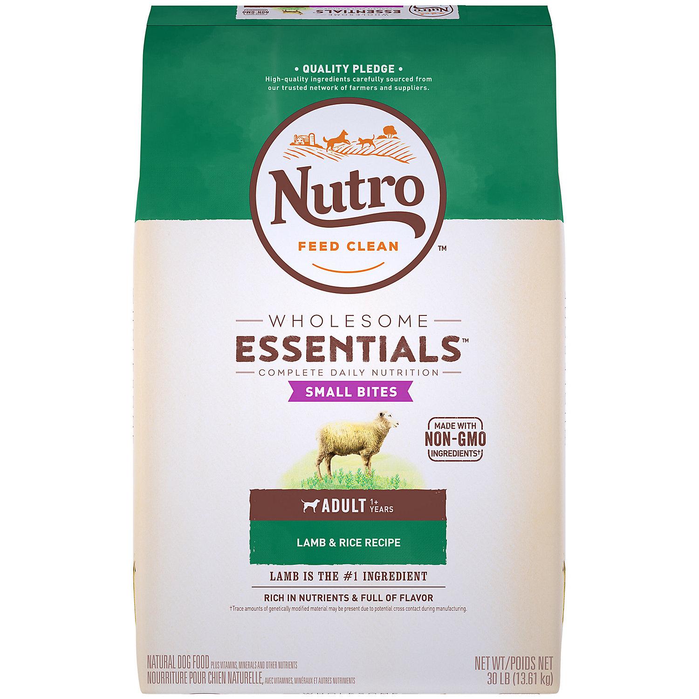 Natural Choice Dog Food Small Bites